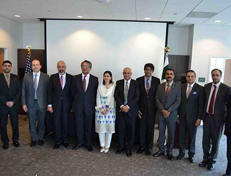 Jurisdiction – Embassy of Pakistan, Washington D C