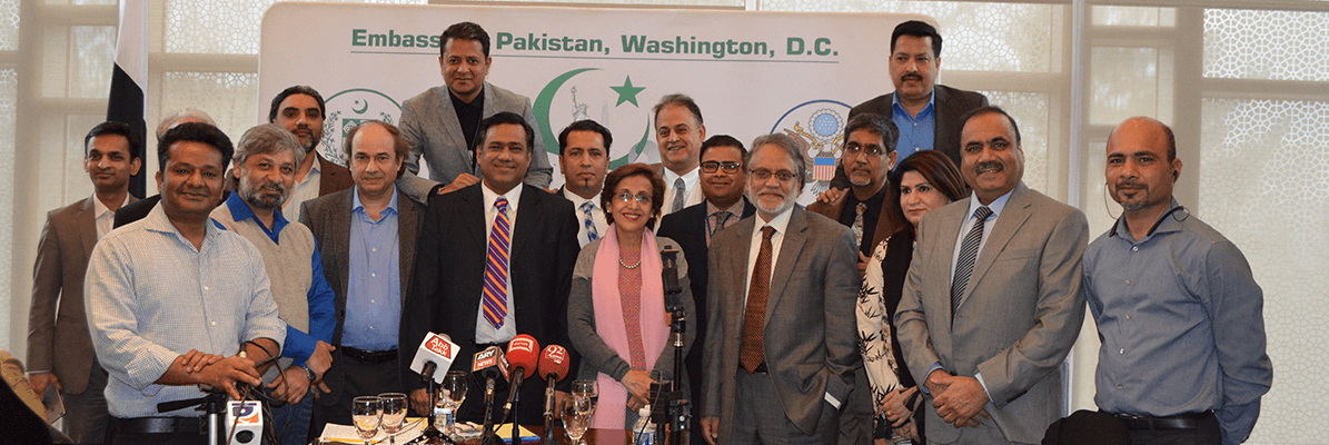 Group-photo-of-the-Foreign-Secretary-of-Pakistan-Ms.Tehmina