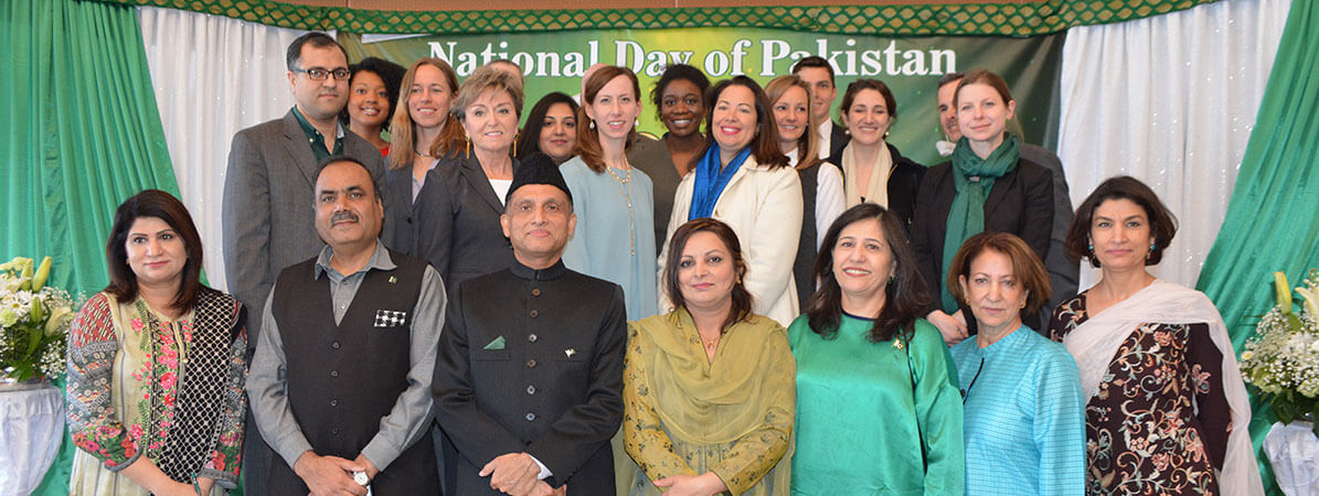 Group-photograph-of-the-Ambassador-Aizaz-Ahmad-Chaudhry-with-officers-of-the-US-Foreign-Service-Institute-at-flag-hoisting