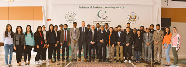 Ambassador-Aizaz-Ahamd-Chaudhry-addressed-a-group-of-law-students-from-University-College-Lahore