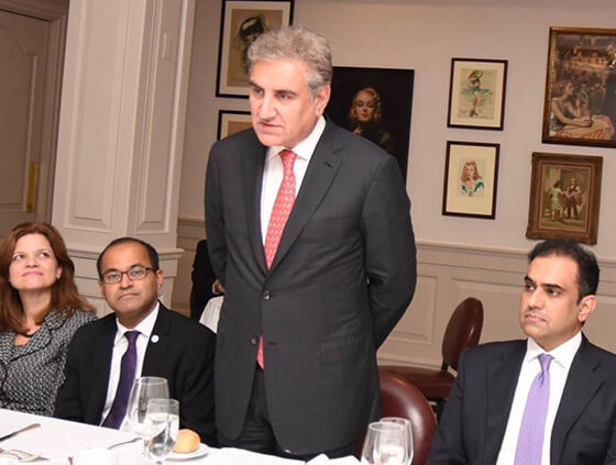 Foreign-Minister-Shah-Mahmood-Qureshi-addressed-leading-U.S-corporations