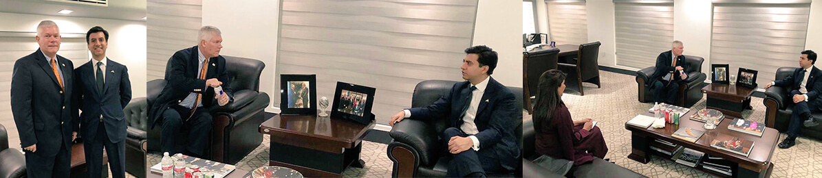 Ambassador-Ali-J.-Siddiqui-had-an-in-depth-meeting-with-Congressman-Pete-Sessions