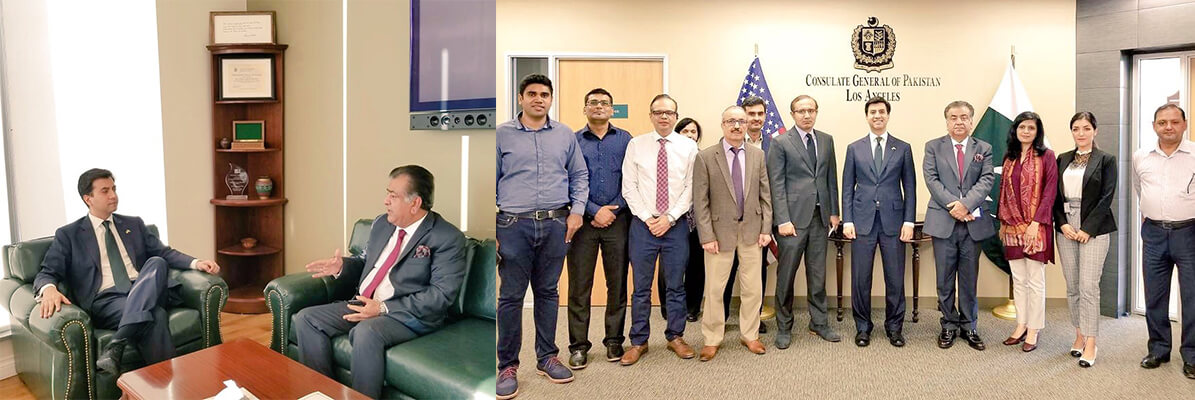 Ambassador-Ali-J.Siddiqui-visited-the-LA-consulate