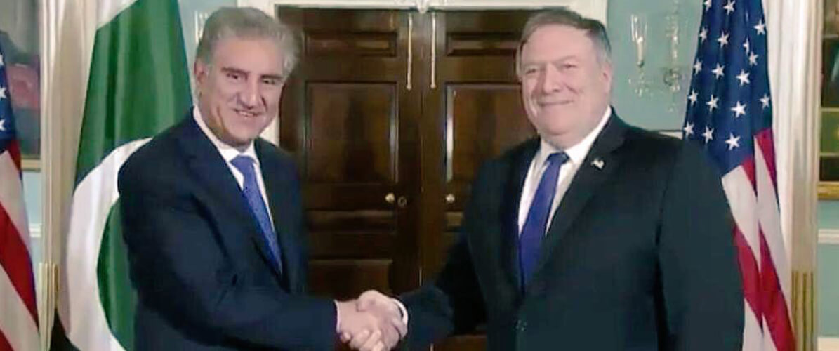 Foreign-Minister-Shah-Mahmood-Qureshi-&-US-Secretary-of-State-Mike-Pompeo