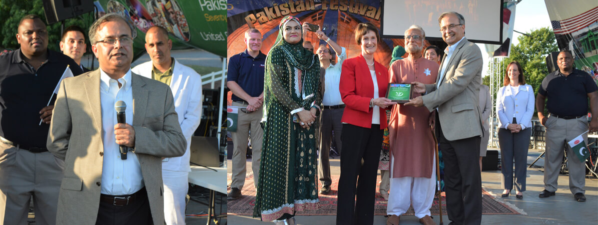 Special Events – Embassy of Pakistan, Washington D C