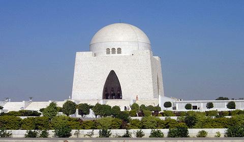Karachi-Jinnah's-Tomb
