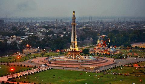 Minar-e-Pakistan-Lahore