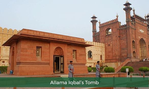 Allama-Iqbal-Tomb