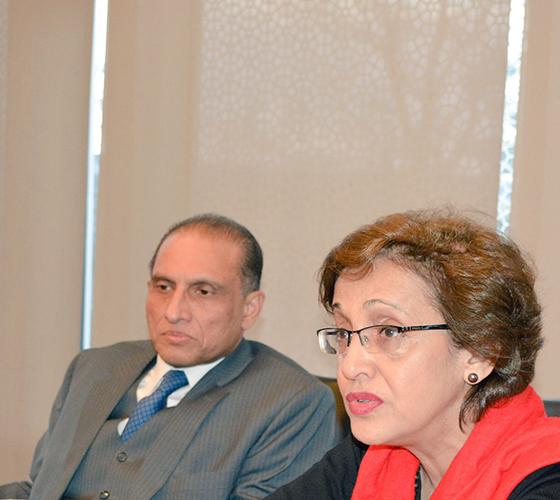 During-media-interaction,-Ms.-Tehmina-Janjua,-Foreign-Secretary-of-Pakistan-stated-that-Pakistan
