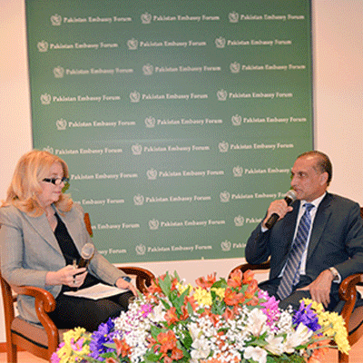 During-the-Q&A-session,-Ambassador-responded-to-questions-on-a-wide-range-of-issues-including-Pakistan's-relations