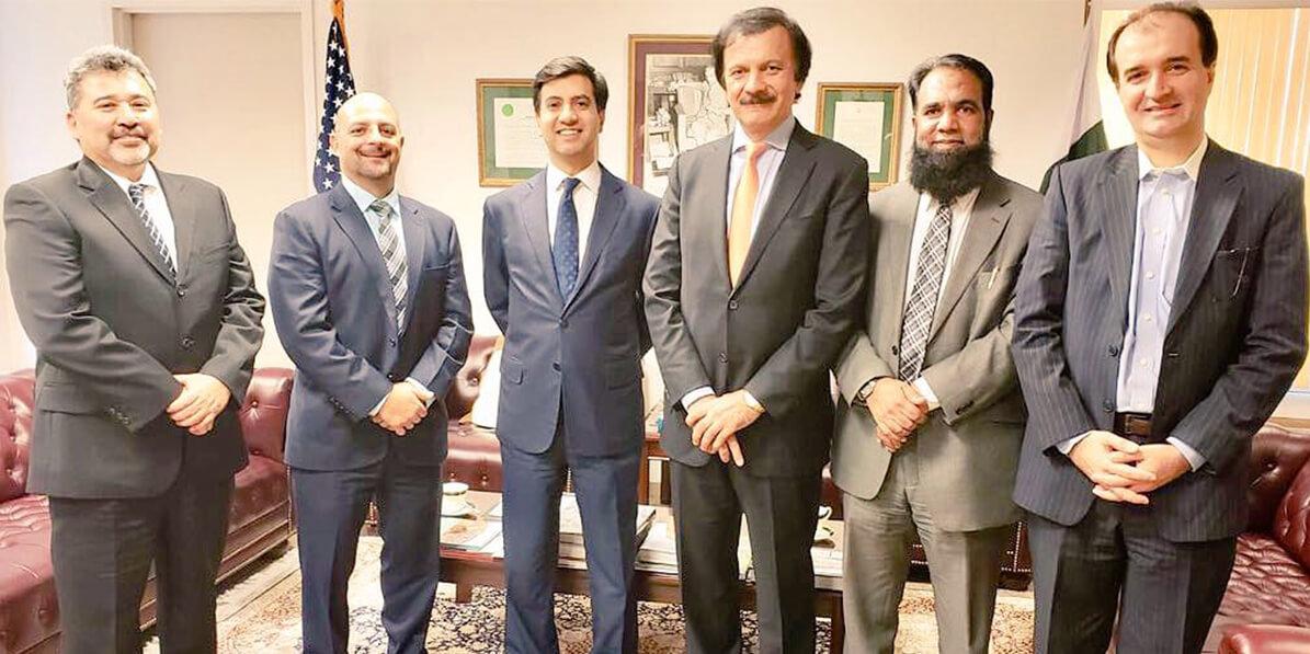Senator-Haroon-Akhtar-met-Ambassador-Ali-Jehangir-Siddiqui