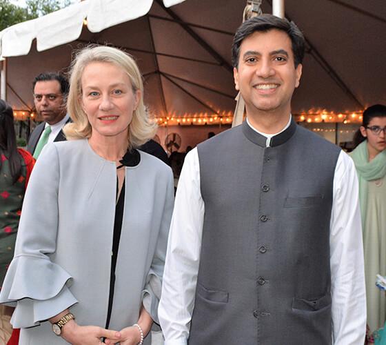 Ambassador-Ali-J.-Siddiqui-with-Principal-Deputy-Assistant-Secretary