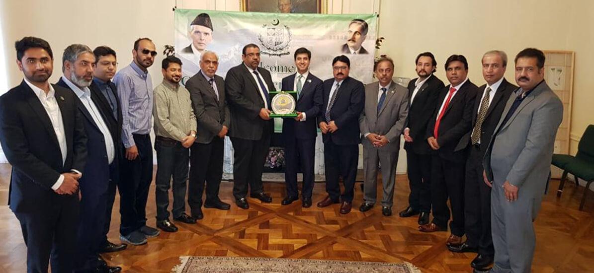 Ambassador-Ali-J.Siddiqui-welcomed-delegation-of-FPCCI-in-new-york