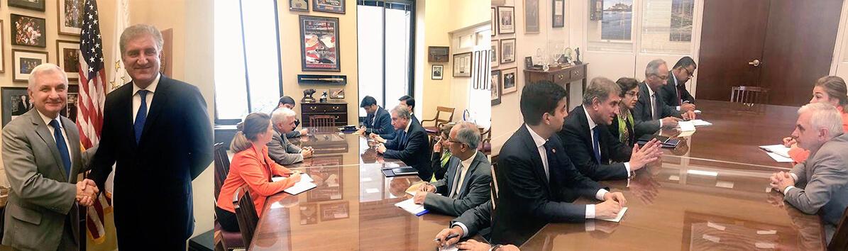 Foreign-Minister-Shah-Mahmood-Qureshi-meeting-Senator-Jack-Reed