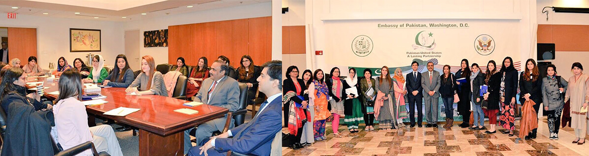 A-delegation-of-young-Pakistani-journalists