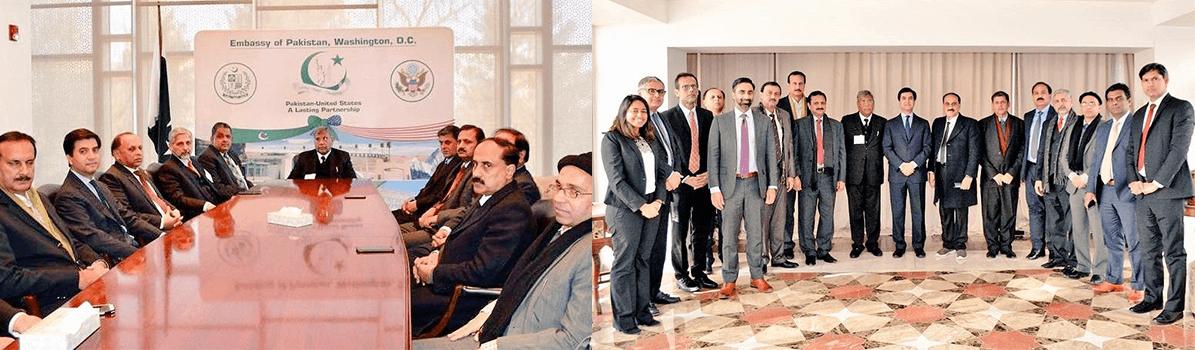 Ambassador-Ali-J.Siddiqui-hosted-a-delegation-of-District-&-Session-Judges